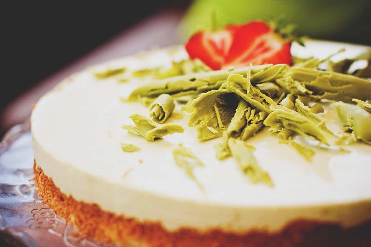 Cupcake de matcha depurativo